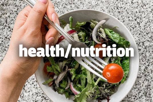 Health/Nutrition